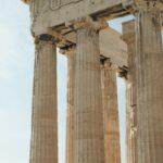 Templo griego, una estructura adintelada