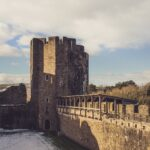 Castillo medieval, ejemplo de estructura masiva