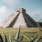 Chichenitza, pirámide en México. Ejemplo de estructura masiva