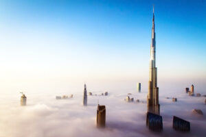 Edificios más altos del mundo a lo largo de la historia