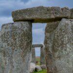 Stonehenge, ejemplo de estructura con dinteles
